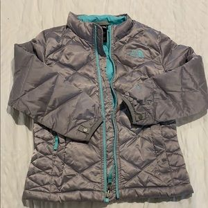Girls The North Face Jacket Size XS(6)